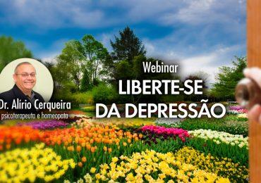 Webinar Liberte-se da Depressão